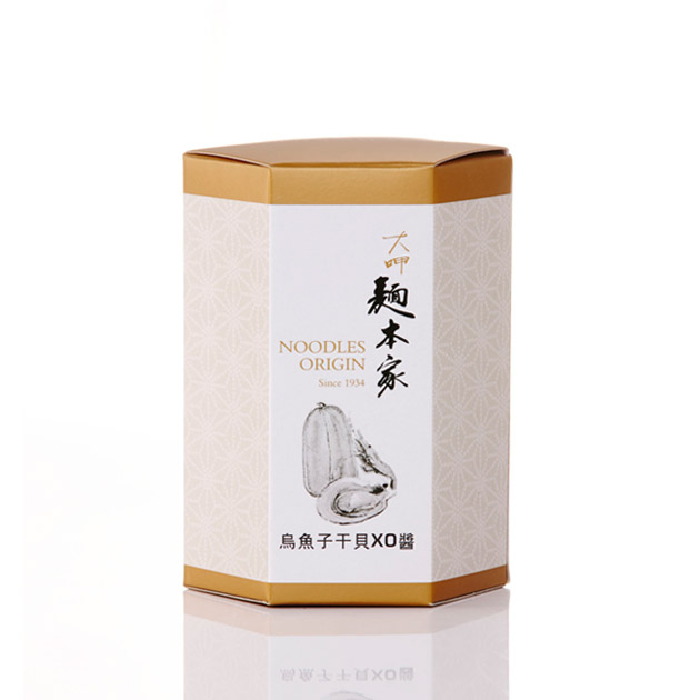 烏魚子干貝XO醬 / からすみ XO醤 / Premium XO Sauce with Mullets Roe and Scallops 1