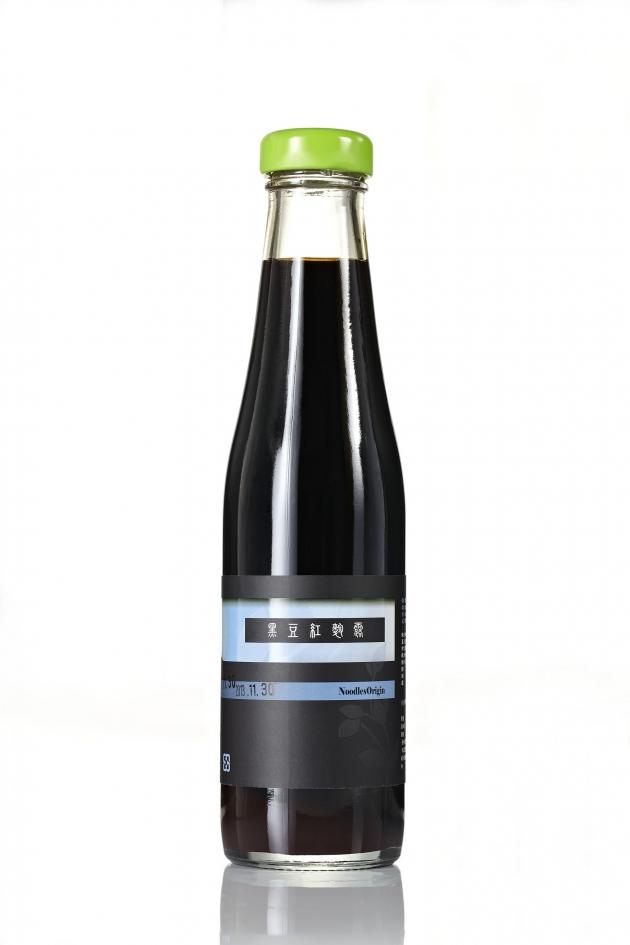 黑豆紅麴露 / くろまめ しょうゆ / Black Bean Monascus purpureus Sauce 1