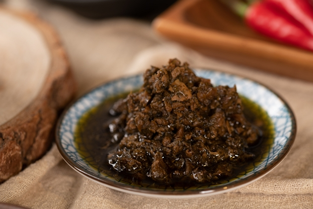 香椿菇菇醬 / Chinese Toon & Mushroom Sauce 3