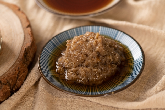 麻油薑泥/Sesame Oil & Ginger Sauce 3